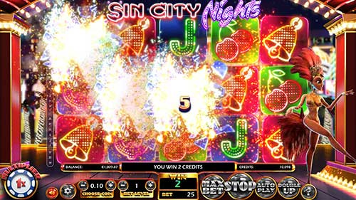 Sin City Nights - Mobil6000