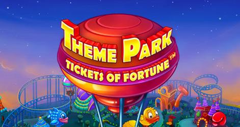 Theme Park: Tickets of Fortune - Rizk Casino