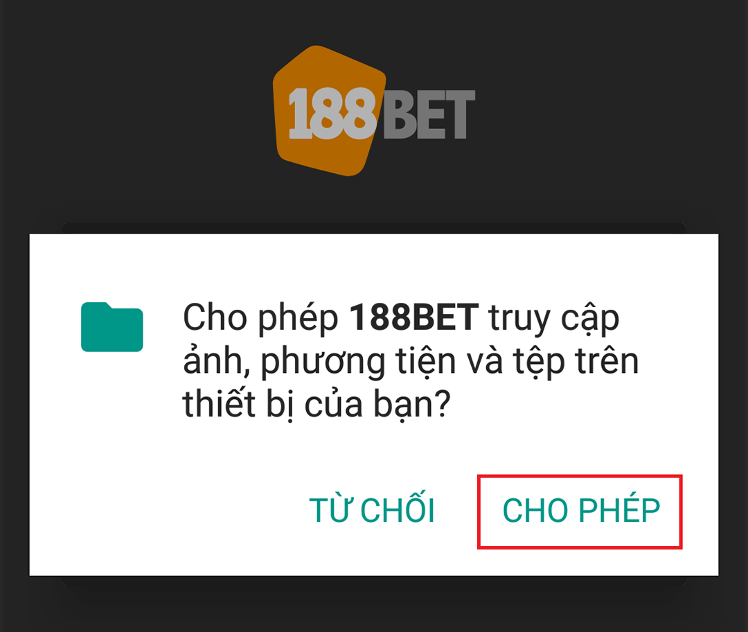 allow app VN