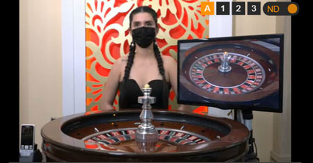roulette Live Kasino 188BET